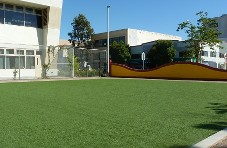 Artificial Grass Recreation Centers Field
