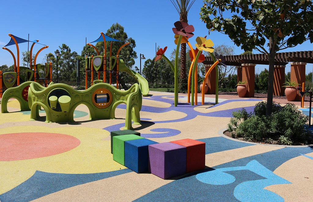 colorful-rubber-playground-surface