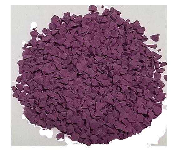 lilac EPDM rubber