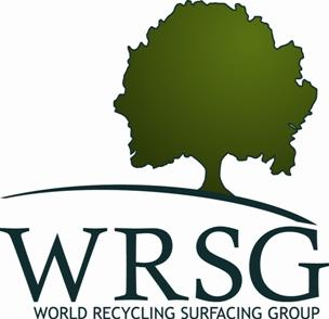World Recycling Surfacing Group logo