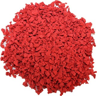 EPDM Bright Red