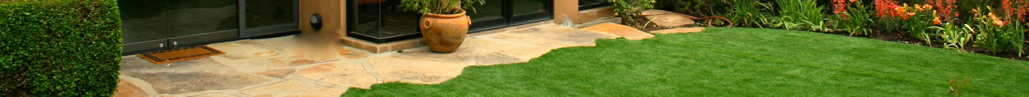 Synthetic Grass for Residential Landscaping