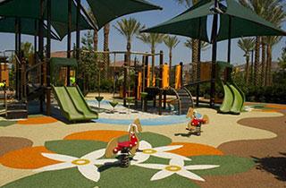 Irvine Development Company Playgrounds