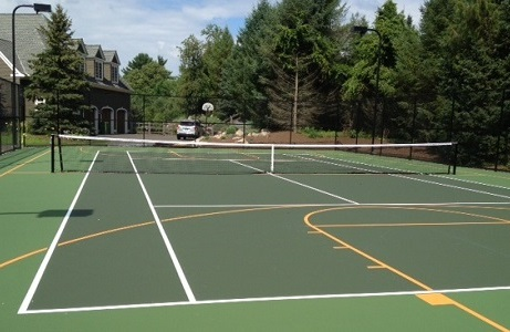Multi Purpose Outdoor Court Surface