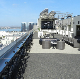 Multi Purpose Rubber Rooftop Surface