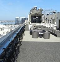 Rooftops, Decks & Patios