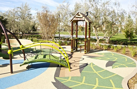 Custom Playgrounds for New Communities