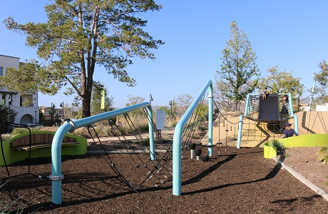 Rubber Mulch for Natural Looking Playgrounds