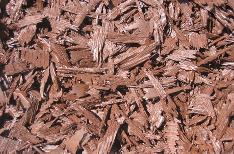 Rubber Mulch Material Supply