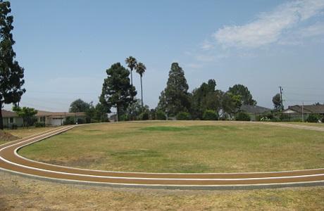 City Walking Jogging Training Tracks