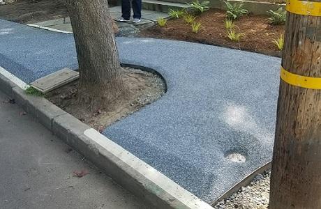 Rubberway Evolution Rubber Sidewalk