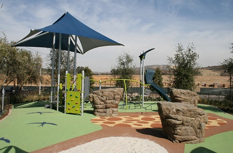 Playground with Swallow Theme in Irvine