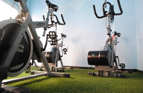 Synthetic Turf for Gyms & Fitness Clubs